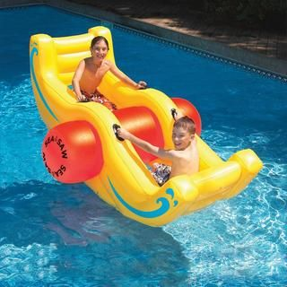 Sea Saw Rocker Inflatable Pool Toy