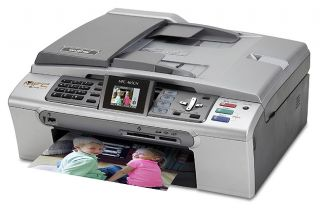 Brother MFC465CN Color Network All in one Printer