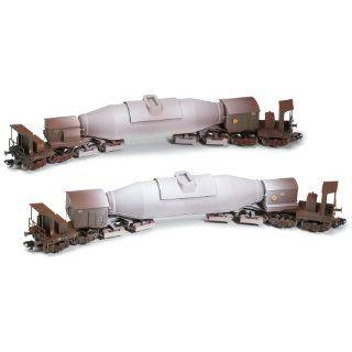 Märklin 48292   Torpedopfannenwagen Set Spielzeug