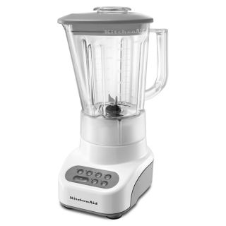 KitchenAid RKSB465WH 4 speed Blender (Refurbished)