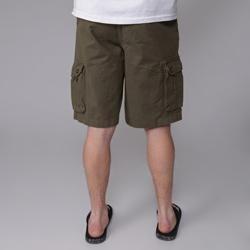 Caravan Brand Mens Twill Cargo Shorts