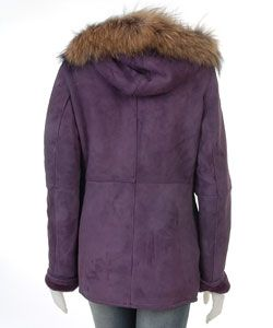 Duck Sport by Blue Duck Shearling Parka