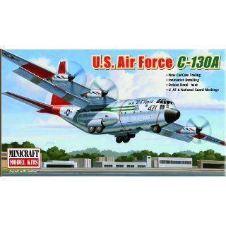 Models C 130A USAF Hercules Transport 1/144 Scale Toys & Games
