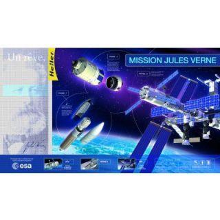 Mission Jules Verne   Achat / Vente MODELE REDUIT MAQUETTE Mission