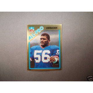 Lawrence Taylor 1982 Topps Rookie Card Sticker #144: Everything Else