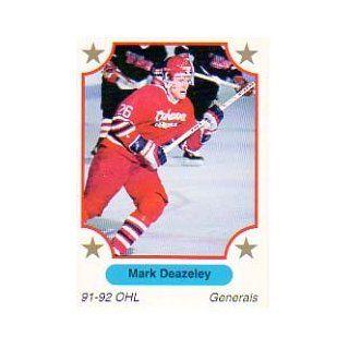 1991 92 7h Inn. Skech OHL #153 Mark Deazeley Collecibles