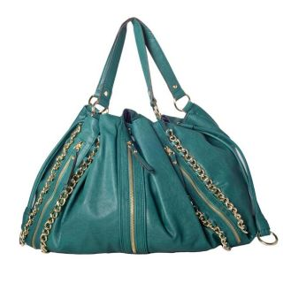 Rampage Daphne Faux Leather Hobo Bag