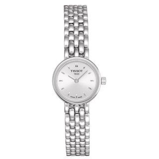 Tissot Womens T Trend Lovely Silver Dial Watch