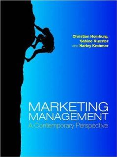 Marketing Management A Contemporary Perspective Christian