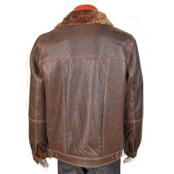 Aston Mens Shearling Jacket