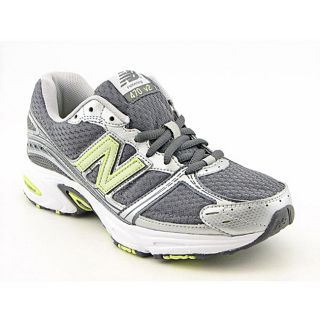 New Balance Womens W470 Gray Athletic