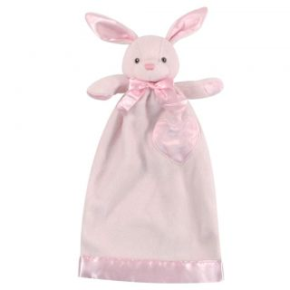 Lovie Baby Betty Bunny Security Blanket