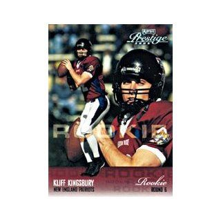 2003 Playoff Prestige #154 Kliff Kingsbury RC Collectibles