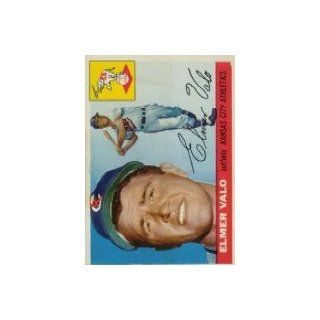 1955 Topps #145 Elmer Valo   VG: Collectibles