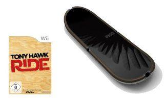 Tony Hawk: RIDE (inkl. Skateboard Controller): Nintendo Wii: