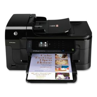 HP Officejet 6500 E710N Inkjet Multifunction Printer   Color   Photo