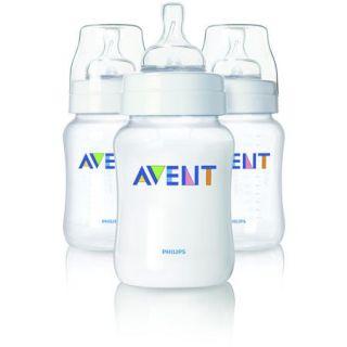 260 ml Blanc   Achat / Vente BIBERON AVENT Lot de 3 biberons 260 ml