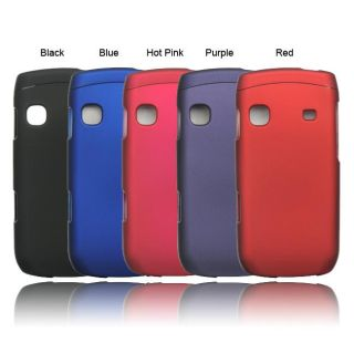 Luxmo Solid Rubber Coated Case for Samsung Replenish/ M580