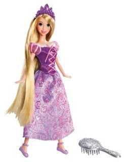 Mattel T3244 0   Disney Princess Rapunzel Spielzeug