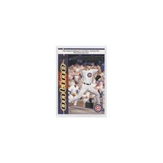 Chicago Cubs (Baseball Card) 1998 Pacific Online #156 Collectibles