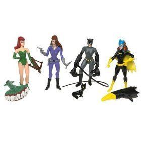 Batman   The Girls of Gotham City Set   Batgirl, Talia