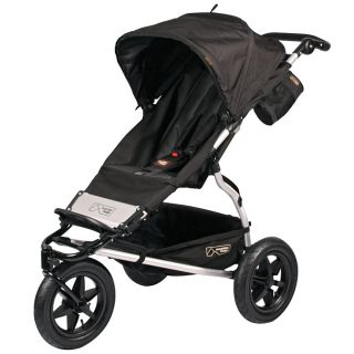Mountain Buggy Urban Jungle Stroller and Carrycot in Black