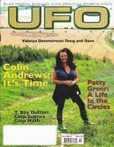 UFO Magazine (Issue# 155) Crop Circles, Crop Science, Crop Math; the