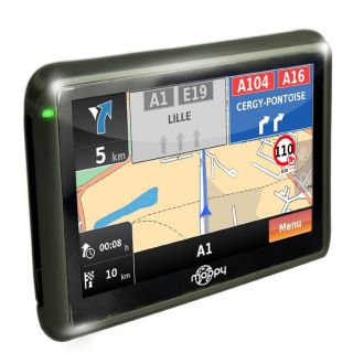 Mappy Mini 305 ND ope   Achat / Vente GPS AUTONOME Mappy Mini 305