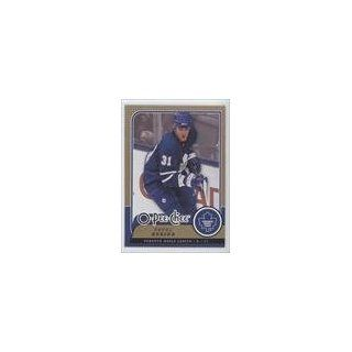 Pavel Kubina Toronto Maple Leafs (Hockey Card) 2008 09 O Pee Chee #171