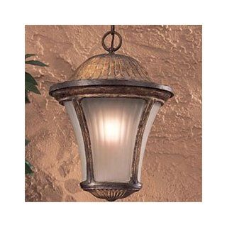 The Great Outdoors 8234 163 PL 1 Light Chain Hung 1 26W Amarante Gold