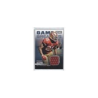 Frank Gore #177/199 (Football Card) 2009 Topps Unique Game
