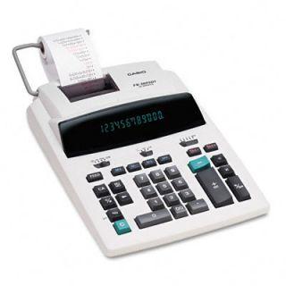 Casio FR2650PLUS 2 Color Roller Printing Calculator
