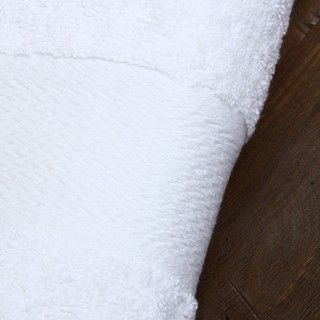 US Polo Association Egyptian Cotton White 3 piece Bath Towel Set