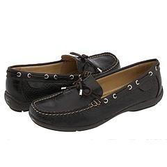 Sperry Top Sider Marina Moc 1 Eye Brown Croc Slip ons