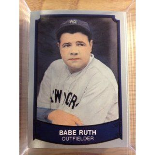 1989 Pacific Legends II 176 Babe Ruth Baseball Card