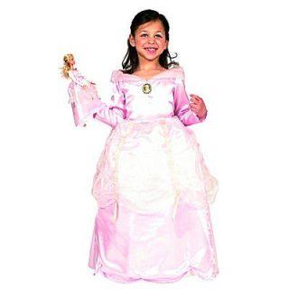 DEGUISEMENT   PANOPLIE Déguisement   3/5 ans   Robe rose  Barbie