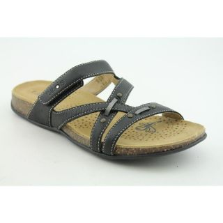 Taos Womens Chance Black Sandals