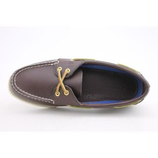 Sperry Top Sider Womens A/O 2 Eye Browns Casual Shoes