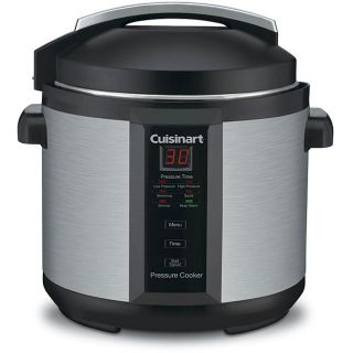 Cuisinart CPC 600FR 6 quart Electric Pressure Cooker (Refurbished