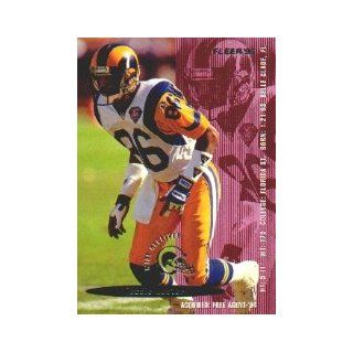 1995 Fleer #206 Jessie Hester Collectibles