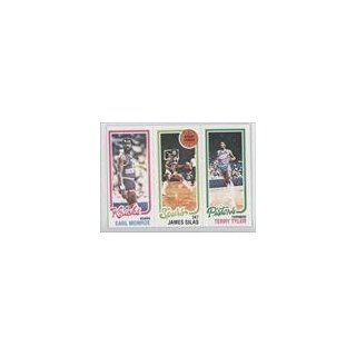 170 Earl Monroe/206 James Silas TL/91 Terry Tyler James