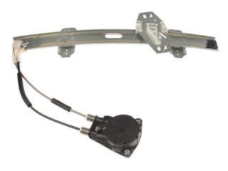 Dorman 740 198 Front Driver Side Replacement Manual Window Regulator