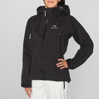 Arcteryx Womens Beta AR Black Ski Jacket