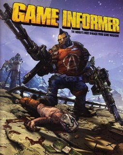 Game Informer Magazine Issue 221 (Borderlands 2) Andy McNamara