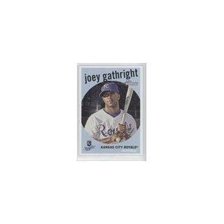Joey Gathright Kansas City Royals (Baseball Card) 2008 Topps Heritage