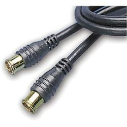 Petra RG59 Quick Connect Coaxial Cable