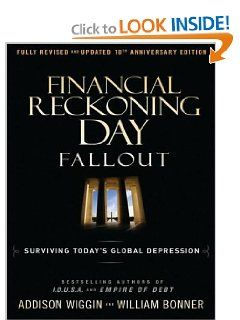 Financial Reckoning Day Fallout Surviving Todays Global Depression