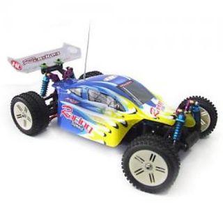 1/10 rc elétrico alimentado 4wd off road de buggy de corrida rtr (yx00472)    $ 109.99