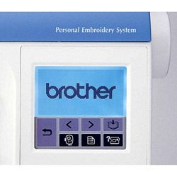 Brother PE 700II Embroidery Machine with USB Port (Refurbished