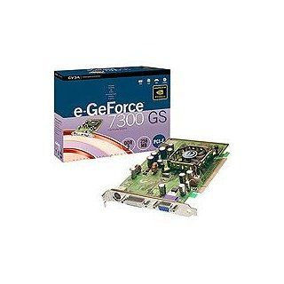 GeForce 7300 GS PCI Express Video Card   256 MB GPU Electronics